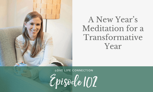 New Year's Meditation
