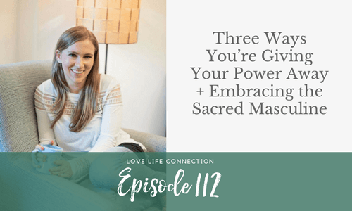 Embracing the Sacred Masculine