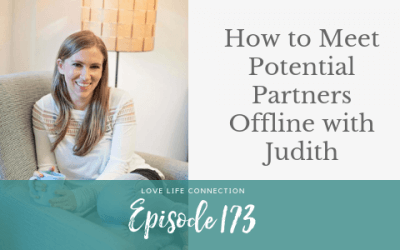 EP173: How to Meet Potential Partners Offline with Judith