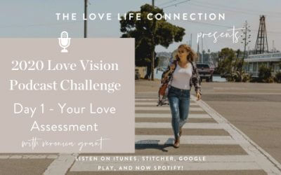 2020 Love Vision Podcast Challenge – Day 1
